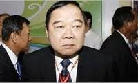 Pemerintah Thailand berkomitmen mendatangkan perdamaian untuk Thailand Selatan