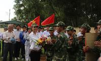 Aktivitas-aktivitas memberingati ultah ke-70 Hari Berdirinya Tentara Rakyat Vietnam