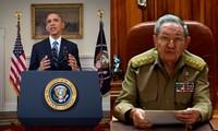 Kuba dan AS menyepakati peta jalan untuk melakukan normalisasi hubungan