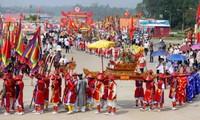 Hari Haul Cikal Bakal  Raja Hung- Ciri budaya indah yang memelihara jiwa Vietnam