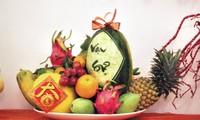 Традиции встречи нового года по лунному календарю на Юге Вьетнама