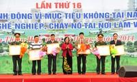 Во Вьетнаме стартовала Неделя безопасности и гигиены труда – пожарной и взрывной безопасности