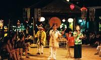 Спектакль-игра «байчой» в старинном портовом городе Хойан