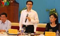 Развитие туризма в центральной части Вьетнама и на плато Тэйнгуен в соответствии с их потенциалом