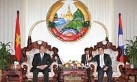 Вице-премьер СРВ Нгуен Суан Фук находится в Лаосе с рабочим визитом