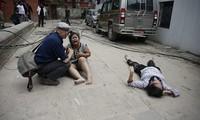 Не поступило никакой информации о  наличии вьетнамцев среди пострадавших в землетрясениях в Непале