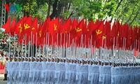 Торжество в честь 40-летия со Дня освобождения Южного Вьетнама и воссоединения страны