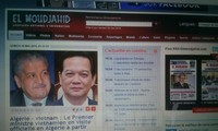 Алжирские СМИ: Вьетнам и Алжир активизируют экономические отношения