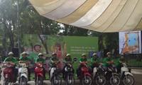 В Ханое представлена новая недорогая услуга Grabbike