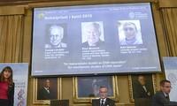 Нобелевскую премию по химии разделили ученые из Швеции, США и Турции