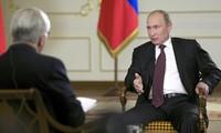 Путин: Россия не будет размещать в Сирии сухопутные войска
