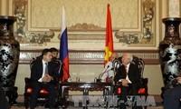 Хошимин активизирует сотрудничество с Московской областью