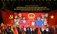 Во Вьетнаме прошел ряд художественных программ, посвященных дню выборов