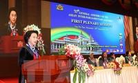 Спикер вьетнамского парламента посетила посольство Вьетнама в Мьянме
