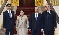 Нгуен Суан Фук: Вьетнам – активный и ответственный член ООН