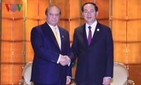 Чан Дай Куанг встретился с мировыми лидерами на полях форума «Один пояс – один путь»