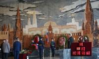 В России прошла церемония прощания с Виктором Горбатко