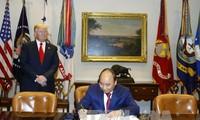 Мировая общественность позитивно оценивает визит в США премьера Вьетнама