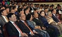 В Ханое состоялась торжественная церемония в честь 50-летия дипотношений Вьетнама и Камбоджи