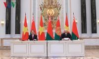 Вьетнам и Беларусь стремятся увеличить объем двусторонней торговли до $500 млн в ближайшие годы