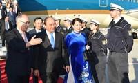 Премьер Вьетнама прибыл в Германию с визитом для участия в саммите G20
