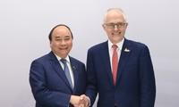 Премьер Вьетнама встретился с лидерами G20 в Гамбурге