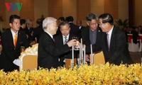 Хун Сен: необходимо прилагать все усилия для укрепления и развития отношений Вьетнама и Камбоджи