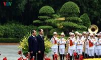 Вьетнам и Египет договорились активизировать взаимовыгодное сотрудничество