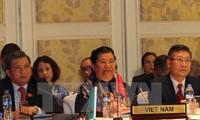 Тонг Тхи Фонг приняла участие в заседании Исполкома АИПА-38