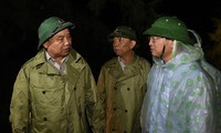 Премьер Вьетнама руководил ликвидацией последствий тайфуна «Доксури»