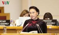 Нгуен Тхи Ким Нган: доброжелательность и искренность принесут мир и спокойствие нашей планете
