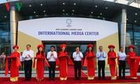 В городе Дананге открылся международный пресс-центр саммита АТЭС