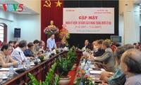 В Ханое прошла встреча журналистов, посвящённая 100-летию Октябрьской революции