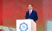 В городе Дананге открылся бизнес-саммит АТЭС 2017