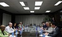 EU: Blockade of Cuba is not a solution