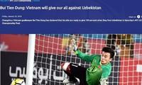 Сборная Вьетнама по футболу произвела впечатление на мировые СМИ