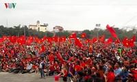 Вьетнамцы поздравили национальную сборную U23 с успехами на Чемпионате Азии по футболу