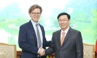 Вьетнам и Швеция активизируют торгово-экономическое сотрудничество