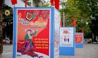 В Хайфоне в рамках фестиваля «Делоникс королевский 2018» проходят оживленные мероприятия