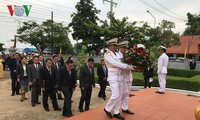 Во Вьетнаме и за его пределами отмечается 128-я годовщина со дня рождения Хо Ши Мина