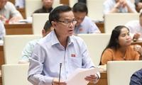На 5-й сессии Нацсобрания СРВ обсуждались вопросы, привлекающие внимание общественности