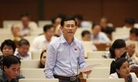 На 5-й сессии Нацсобрания СРВ был обсужден Закон о геодезии и картографии и Закон о животноводстве