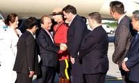 Премьер Вьетнама начал участие в расширенном саммите «Большой семёрки»
