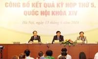5-я сессия Нацсобрания СРВ 14-го созыва: переход от дискуссий к дебатам