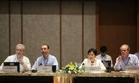 В Дананге завершился  второй день работы 6-й сессии Глобального экологического фонда