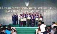Ханой лидирует во Вьетнаме по объёму привлечённых иностранных инвестиций