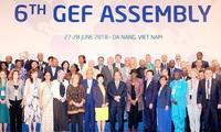 Премьер Вьетнама Нгуен Суан Фук встретился с руководителями стран-участниц ГЭФ-6