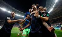 Сборная Хорватии сыграет со Францией в финале ЧМ-2018