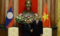 Президент Вьетнама Чан Дай Куанг принял вице-спикера парламента Лаоса