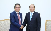 Нгуен Суан Фук принял гендиректора малайзийского агентства PEMANDU